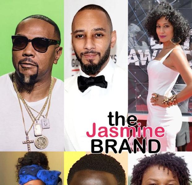 Timbaland, Swizz Beatz, Tracee Ellis Ross, Naomi Osaka Daniel Kaluuya, & Stacey Abrams Make 'TIME' Magazine's Top 100 Most Influential People List