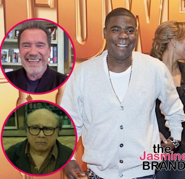 Tracy Morgan To Star In 'Twins' Sequel Alongside Arnold Schwarzenegger & Danny DeVito