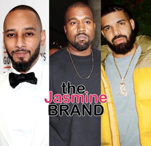Swizz Beatz Says 'Kanye Was Willing To Do A Verzuz' Against Drake