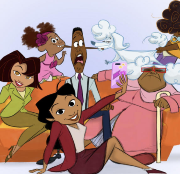 'The Proud Family' Reveals Star-Studded Features For Reboot – Tiffany Haddish, Lil Nas X, Normani, & Tina Knowles Included In The Line-Up