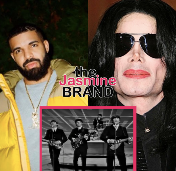 Drake At Center of A Debate Questioning If He's A Bigger Artist Than Michael Jackson & The Beatles