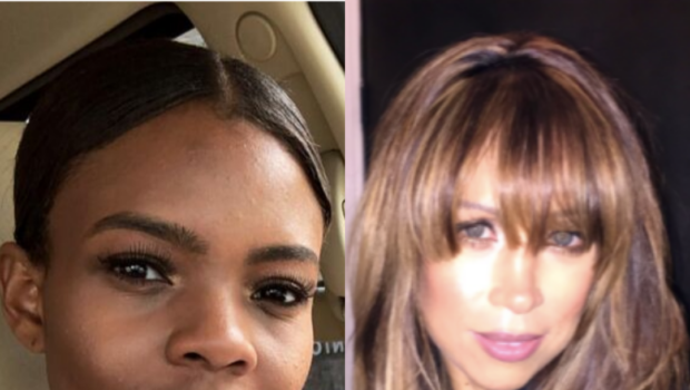 Candace Owens Supporter Says She'll Be The 'First Female President Of The United States' But Mistakes Her For Stacey Dash