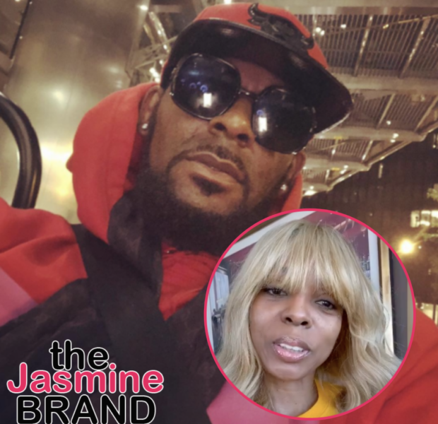 """R. Kelly's Former Mentee Stephanie """"Sparkle"""" Edwards Speaks On His Recent Guilty Verdict: Thank God They Got It Right This Time"""