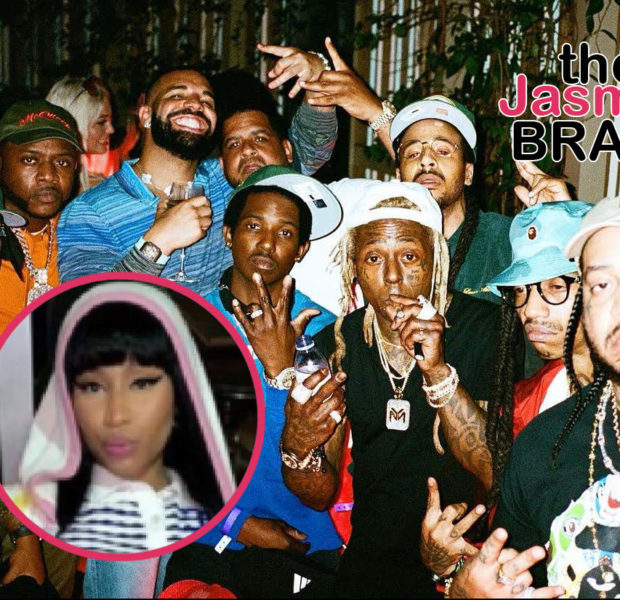 Nicki Minaj Sarcastically Reacts To Not Being Invited To Lil Wayne's Birthday Party: I Had So Much Fun
