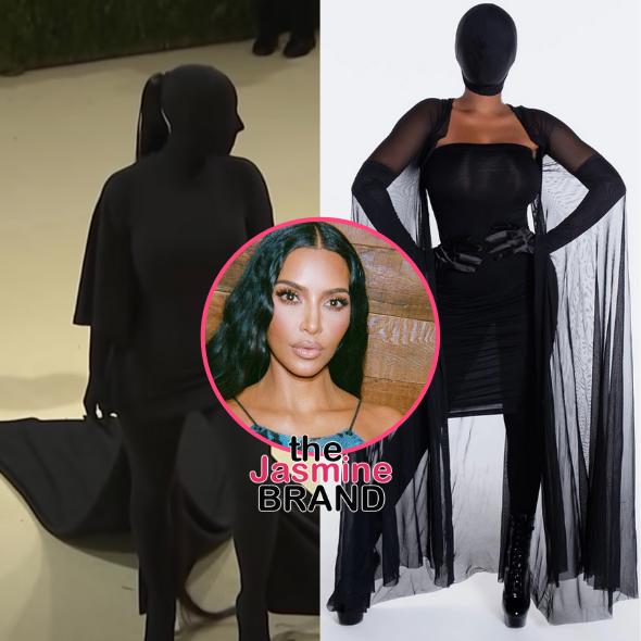 Kim Kardashian's Met Gala Look Is Now A $100 Halloween Costume