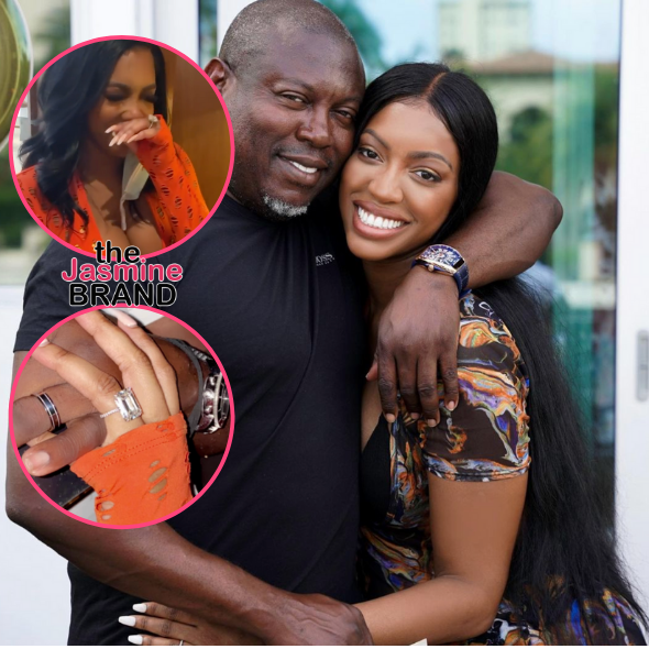 Porsha Williams Gets Emotional As She Buys Fiancé Simon Guobadia's Engagement Ring: Whatever He Wants! [WATCH]