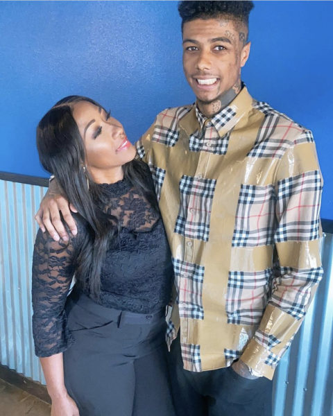 Blueface Mother's home invaded by uninvited guests, stepfather violently attacked