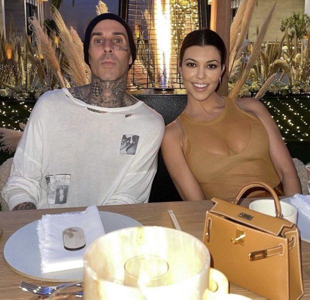 Kourtney Kardashian & Travis Barker Are Engaged!