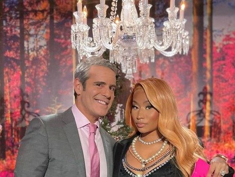 Nicki Minaj Helps Host 'RHOP' Season 6 Reunion, Andy Cohen Refers To Experience As 'A Trip'