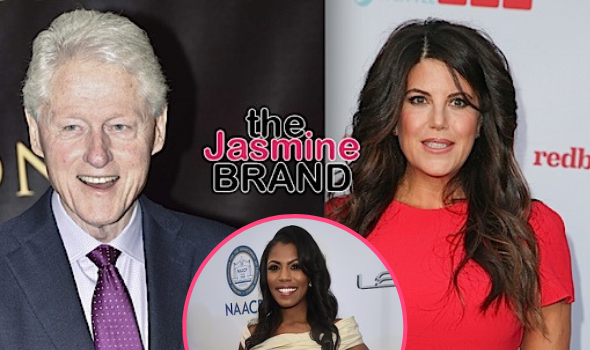 Omarosa Manigault Newman Alleges Monica Lewinsky Wasn't Bill Clinton's Only Affair: There Was A Whole Line Of Women