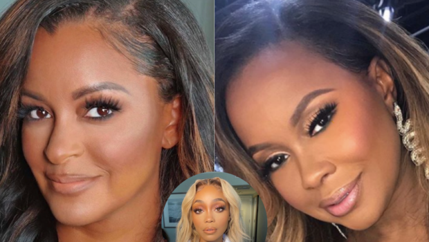 Phaedra Parks Slams Claudia Jordan & Shamari DeVoe After They Shade Her Online: Some Of The Girls Are Begging For Work + Claudia Responds