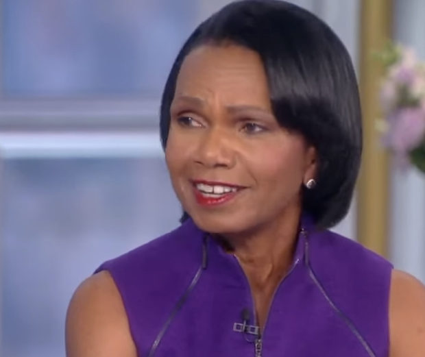 Condoleezza Rice Says She Worries About Critical Race Theory Being Taught In School: I Would Like Black Kids To Be Completely But I Don't Have To Make White Kids Feel Bad