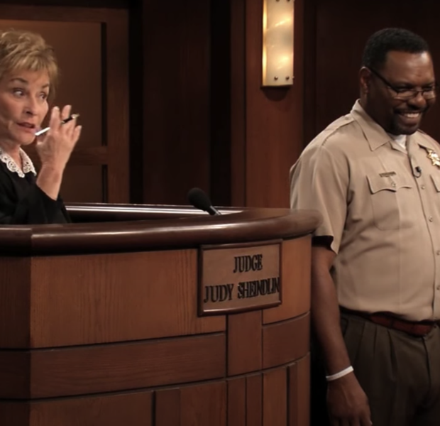 'Judge Judy' Bailiff Says He's 'Confused & Dismayed' She Didn't Invite Him To Be A Part Of New Show