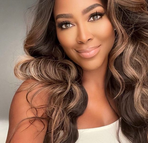 EXCLUSIVE: Kenya Moore Reveals Her Body Snapped Back 3 Weeks After She Stopped Breastfeeding + Reflects On How Her Grandmother Inspired Her Love For Dance & Dishes About Being On 'DWTS': I've Never Been Happier