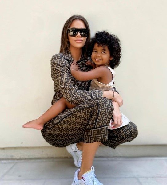 Khloé Kardashian Says She Corrects People Who Comment That Her Daughter True Thompson Is 'Big' When They Mean To Call Her Tall