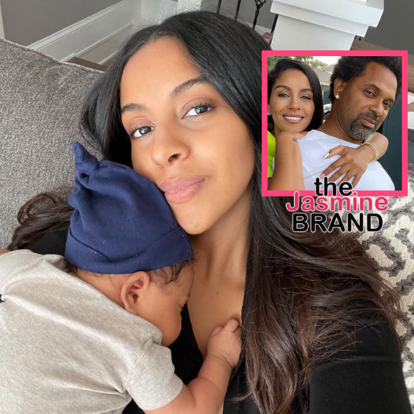 Mike Epps & Wife Kyra Epps Welcome Baby Boy: We Prayed For You!
