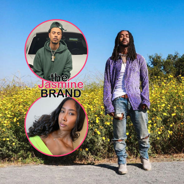 Omarion Alludes To Being 'Hurt' By Lil Fizz & Apryl Jones' Previous Relationship