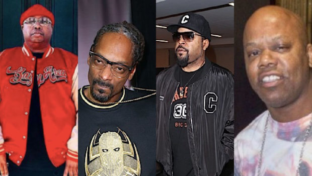 Snoop Dogg, E-40, Ice Cube, & Too $hort Form Supergroup Named 'Mount Westmore'