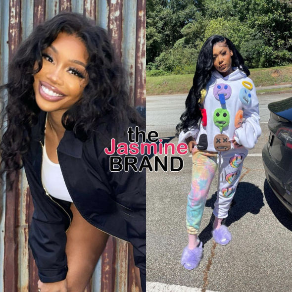 SZA Denies Rumors She's Releasing New Project On The Same Day As Summer Walker: I'm On Her Album!
