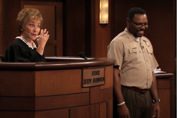 'Judge Judy' Bailiff Receiving TV Offers After Revealing He Wasn't Asked To Be A Part Of Court Show Reboot