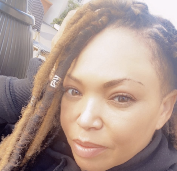 Tisha Campbell Calls Out Clothing Company Selling T-Shirts W/ Her Face: You Can't Put Somebody's Face On A Shirt W/o Their Permission & Pocket Everything!