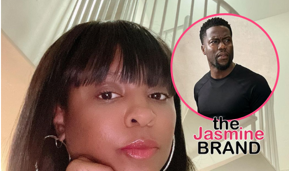 Torrei Hart Stands By Her Decision To Keep Ex-Husband Kevin Hart's Last Name: He Never Asked For It Back
