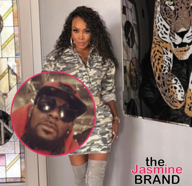 Vivica Fox Shuts Down Fan's Speculation That She Knew Of R. Kelly's Wrong Doings: I Had No Idea He Was Abusing Young Women!