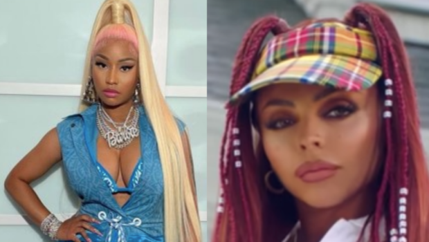 Nicki Minaj Defends Former Little Mix Star Jesy Nelson Against 'Blackfishing' Accusations: Y'all Always Tryna Find Something