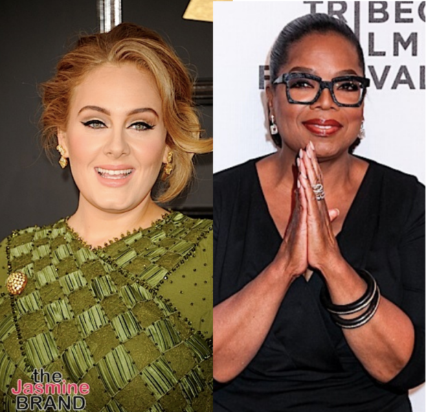 Adele To Sit Down W/ Oprah Winfrey For Tell-All Interview Ahead Of Album Release