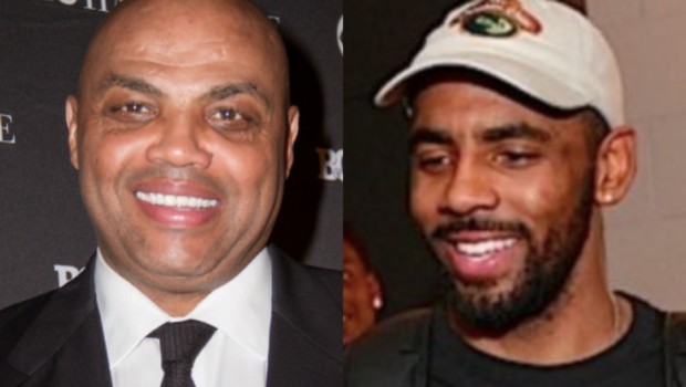 Charles Barkley Calls Out Kyrie Irving For Not Getting The COVID Vaccine: You Don't Get Vaccinated Just For Yourself