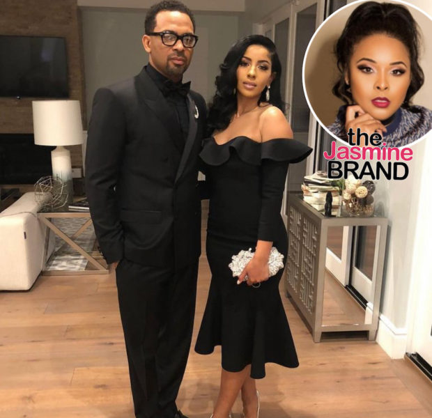 Mike Epps' Ex-Wife Mechelle McCain Alleges He Cheated On Her W/ His Current Wife: You're On A Blog W/ Her & Still Having Sex W/ Me